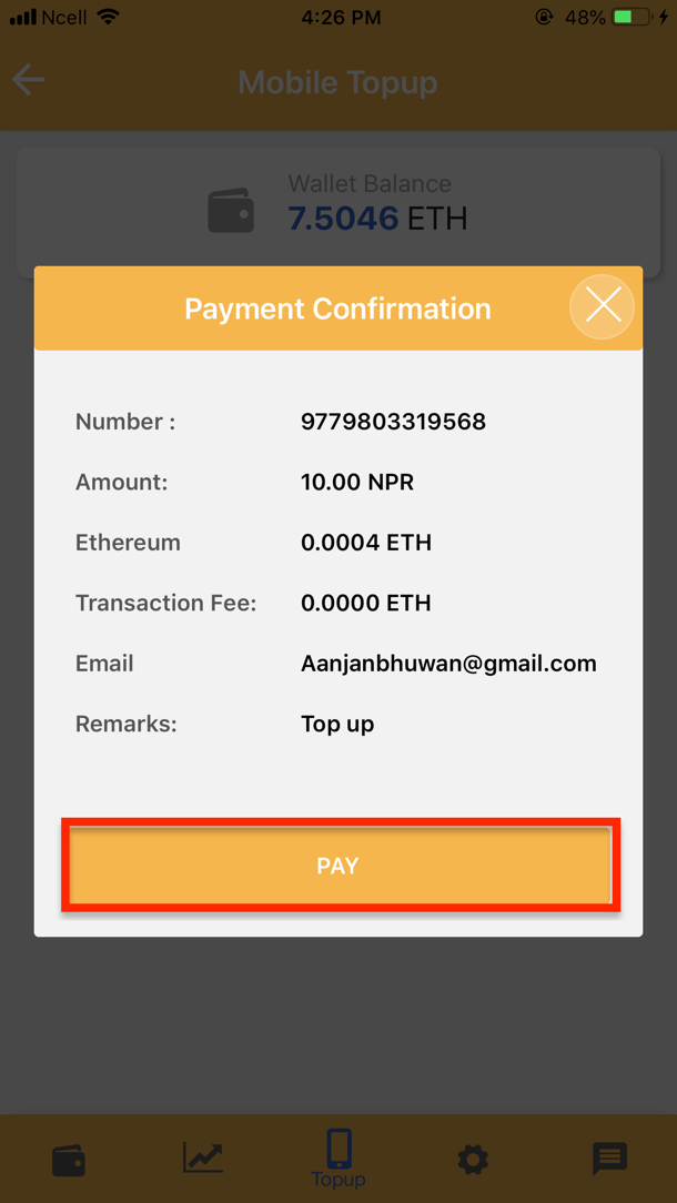 Mobile Top-up Made Easy on XcelPay